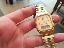 Rare vintage Meister Anker Selection, ETA V8 958.332, 7 j, gold plated, Swiss