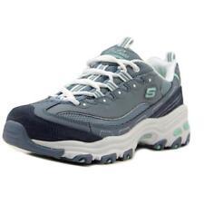 Zapatillas deportivas de mujer Skechers de tacón medio (2,5-7,5 cm) de sintético