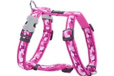 Red Dingo Camouflage Design Harness PINK for Dog / Puppy | XS - LG | FREE P&P