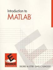 Introduction to MatLAB (2nd Edition)-ExLibrary