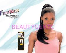Freetress Equal Hair Extension Long Straight Drawstring Ponytail Louisiana Girl