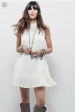 Lace Free People Angle Dress