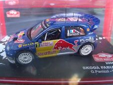 1/43 Magazine Series Altaya Skoda Fabia WRC 2006