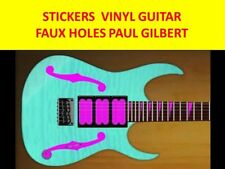 FAUX HOLES STICKERS VINYL  MAGENTA PG VISIT OUR STORE WITH MANY MORE MODELS