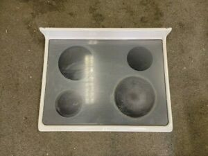 Bisque Off White Kenmore Oven Main Cooktop 316421205
