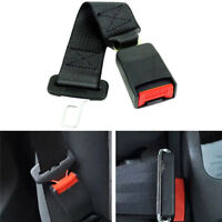 Universal Car Auto Seat Seatbelt Safety Belt Extender Extension Buckle New