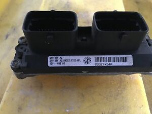 Centralina Motore ECU Vergine          Iaw 59 F  M2 Fiat Punto 188