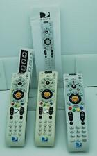 LOT OF 3 DIRECT TV UNIVERSAL REMOTE CONTROLS WITH USER GUIDE