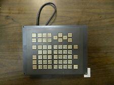 Fanuc MDI Keypad Unit, A02B-0236-C121 / TBR, Used, Warranty