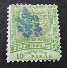 nystamps Bulgaria E.R Stamp # 28 Mint OG H $40 Signed