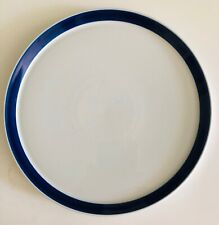 Lufthansa Airlines 8-Inch Plate - Blue Band by Rosenthal