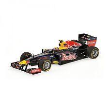 Minichamps FORMULA 1 Red Bull Racing M Webber Showcar 2012-CODICE 410 120072