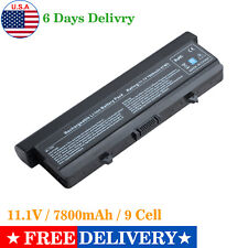 9Cell Battery for Dell Inspiron 1525 1526 1545 1546 Vostro 500 GW240 X284G XR693
