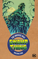 Swamp Thing TPB The Bronze Age Volume 1 Softcover Graphic Novel