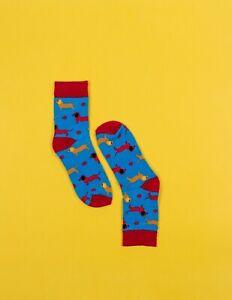 Sock It Up - Barking Mad US 8 - 14