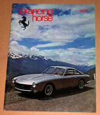 Prancing Horse Magazine #37 1973 4th Q Ferrari Club of America