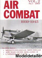 Air Combat 1939-45 No.1-69, Holland Mitchell Swiss Air Force L'Armee De L'Air