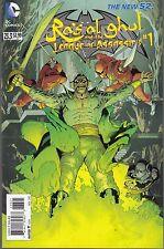 BATMAN and ROBIN #23.3 - STANDARD RA'S AL GHUL #1 COVER - DC's NEW 52