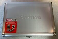 Inception Briefcase (2010, Canada) HMV Exclusive Limited Edition Boxset NEW