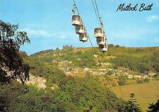 BR75714 the aerial railway matlock bath cable train    uk