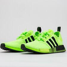 Herren Adidas NMD_R1 NMD R1 S76848 beige schwarz Sneaker | eBay