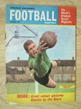 CHARLES BUCHAN'S FOOTBALL MONTHLY MAGAZINE - OCTOBER 1965