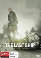 The Last Ship : Season 2 (DVD, 3-Disc Set) NEW