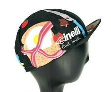 Paul Smith Cinelli Egg And Bacon Cycling Cap One Size