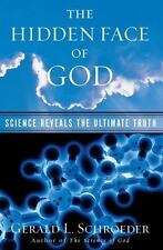 THE HIDDEN FACE OF GOD by Gerald Schroeder FREE SHIPPING paperback book science