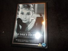 NEW SEALED 5 Disc DVD Box Set THE AUDREY HEPBURN COLLECTION - NEXT DAY DELIVERY