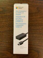 Microsoft Surface Mini DisplayPort To HDMI 2.0 Adapter (EJU-00001) Model 1819