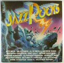 "12"" LP various-jazz rocks-a4062-washed & cleaned"