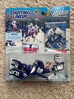 2000 CURTIS JOSEPH NHL TORONTO MAPLE LEAFS Starting Lineup Figure Goalie