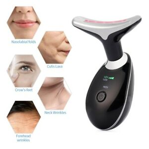Electric Double Chin Reducer Neck Skin Care Lifting Firming Wrinkles Remover USB