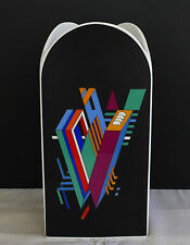 Rosenthal studio - Linie Alphabet Vase Post Modern 80er Jahre - Sammlerobjekt !!