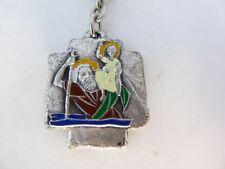 Porte-Clés / Key Ring - SAINT CHRISTOPHE - SAINT CHRISTOPHER - TOP !