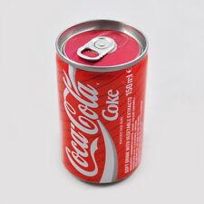 15cl Coca Cola Dose mit Inhalt, voll, ungeöffnet, unopend can plane 1992