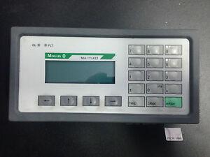 Moeller Anzeige und Bedienpanel mit SuConet K Anbindung MI4-111-KE1