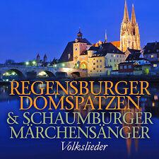 CD Lobos De Regensburger Dom, Schaumburger Märchensänger Canciones populares