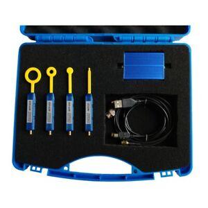 Near field probe set inc. RF amplifier, 1 MHz to 3 GHz,full kit +tripod, EMCgear