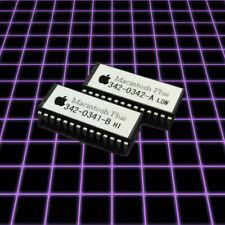 New! Set Of Macintosh Plus ROM Chips, Latest Version! V3 Upgrade