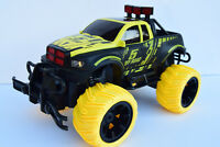 RECHARGEABLE MONSTER TRUCK 1/16 RC RADIO REMOTE CONTROL CAR OFF ROAD FAST SPEED
