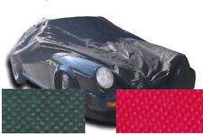 Car Cover Autoschutzdecke Innen Anthra - Rot - Grün in sechs Grössen