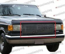 For 1987 1988 1989 1990 1991 Ford Bronco/F-Series Pickup Billet Grille Insert