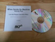 CD Indie When The Saints Go Machine-love and respect (1) canzone! k7 Rec