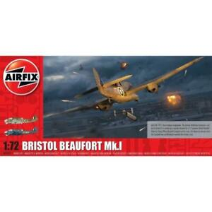 Airfix A04021 1/72 Bristol Beaufort Mk.1 Plastic Model Kit Brand New