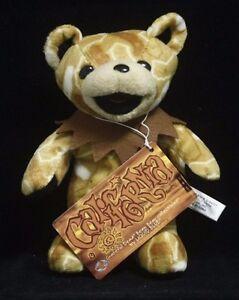 California- GRATEFUL DEAD BEAR Plush Beanbag