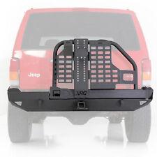 Smittybilt XRC Rear Bumper Tire Carrier Fits Jeep Cherokee XJ 84 To 01 S/B76851