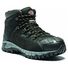 Dickies Unisex Adult Medway S3 Safety BOOTS Fd23310 Black 10 UK 44 EU