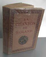 La Canción de Roland 7ème Ed.manuscrit De'Oxford Texto Traducido Al J. Bédier